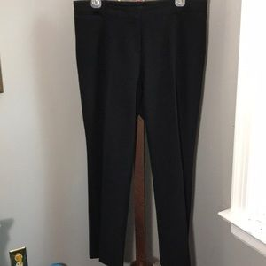 Worthington Curvy Fit Black Trousers - 16W